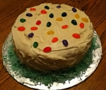 Carrot Cake - Easter style